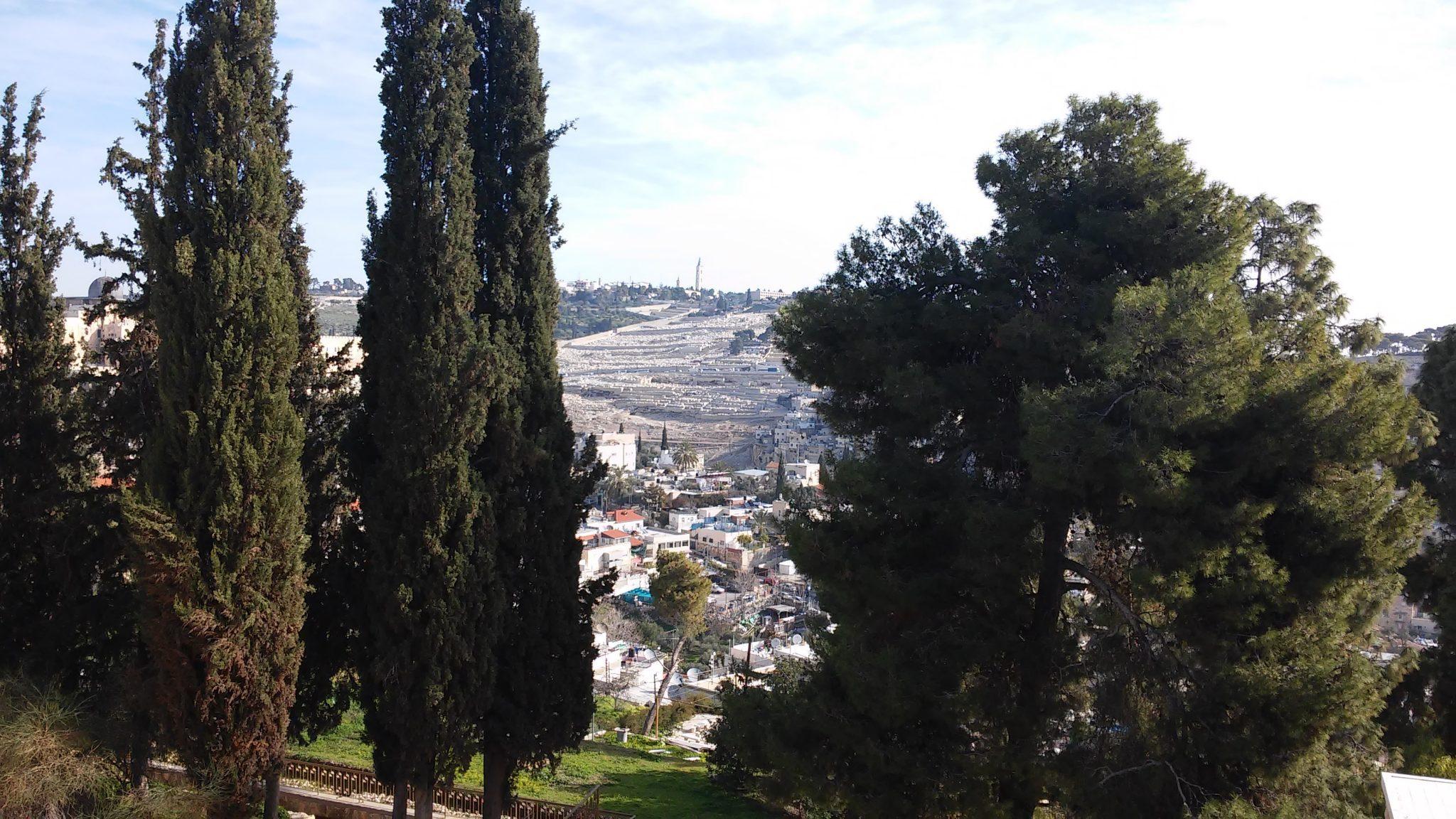 ירושלים מכנסיית התרנגול 2